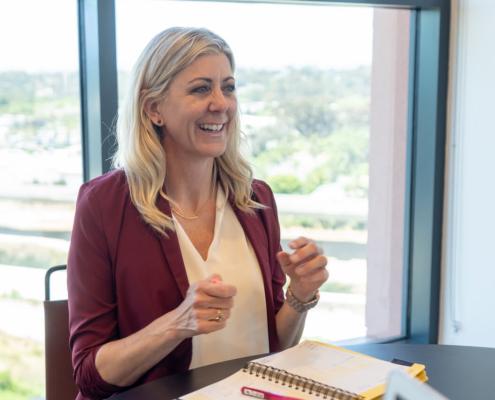Kristi Pastore - CEO Enthusiastic