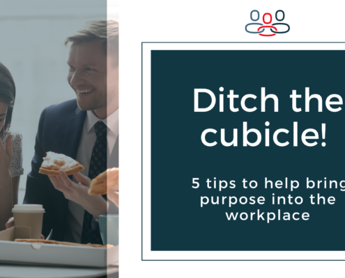 5 tips to help you integrate purpose into your workplace